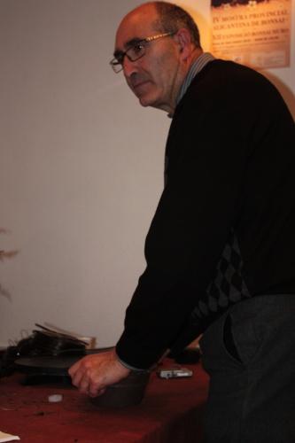 Bonsai Vicente Solbes, Presidente Club Bonsai Muro 2010 - Assoc. Bonsai Muro