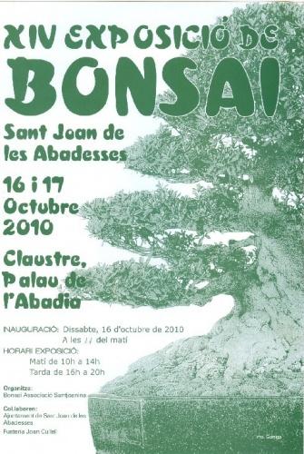 Bonsai XIV Exposició de Bonsai - Sant Joan de les Abadesses - eventos