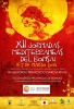 Cartel XII Jornadas Mediterráneas del Bonsái