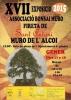 Cartel XVII Exposición de bonsái Muro de Alcoy