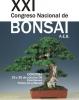 Cartel XXI Congreso Nacional de Bonsai - AEB