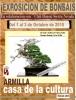 Cartel Exposición Bonsái Ciudad de Armilla
