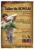 Cartel Taller de Bonsai en Chile por Andres Bicocca