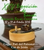 Cartel XXIV Exposicion Bonsai Cocentaina