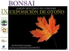 Cartel Exposicion de Otoño - Jardin botanico Cordoba
