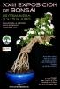 Cartel XXIII Exposición de Bonsai - Asociación Cordobesa